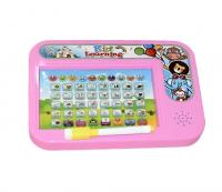 Интерактивный планшет 2 в 1 для изучения алфавита и цифр + фломастер 36М+