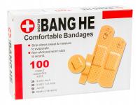 Набор водонепроницаемых пластырей 100 шт. Doctor BANG HE