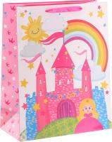 Пакет ламинированный вертикальный «Маленькая принцесса», MS 18 × 23 × 10 см