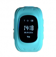 Часы детские Smart Baby Watch Tiroki Q50 с GPS трекингом, 3 номера, голосовые сообщения