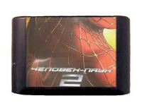 Картридж Sega Spider-man 2 (16 бит без коробки)