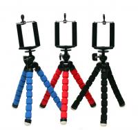 Селфи трипод Flexi Pod (красный, синий, чёрный)