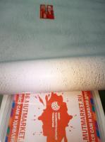 Фотофон «Штукатурка» серо-белый, 70 х 100 см, бумага, 130 г/м
