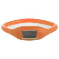 SILAPRO Шагомер, 16,5см, силик-й. браслет, коробка пластик