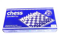 Шахматы пластик магнитные 33 см 5604 Chess