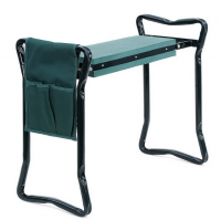 Скамейка садовая с мягким сиденьем