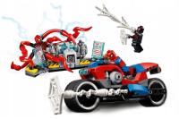 """КОНСТРУКТОР Super Hero """"Спасательная операция на мотоциклах"""" 11186 252 дет BELA"""