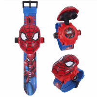 Spider Men Человек Паук часы электронные
