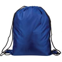 Сумка-рюкзак для сменной обуви (однотонн) 1 отделение