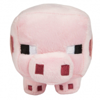Свинка Майнкрафт мягкая игрушка 10см