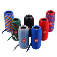 Портативная беспроводная Bluetooth блютуз колонка Speakers TG-117