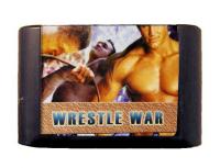 Картридж Sega Wrestle war (16 бит без коробки)
