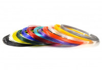 Пластик (стержень) для 3D ручки PRO (10м, 1.75мм) цвет в ассортименте
