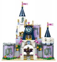 """Конструктор Princess """"Волшебный замок Золушки"""" 587 ДЕТ 10892 Bela"""